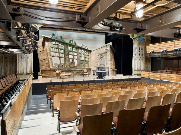 Marilyn and Charles Baillie Theatre Picture